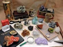 Mineral specimens and collections Burnie Burnie Area Preview