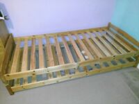 CHILD BED FRAME - FREE TO COLLECT