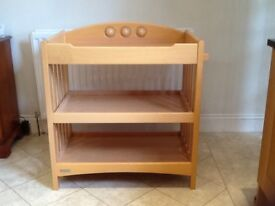 Mamas Papas changing table - great condition