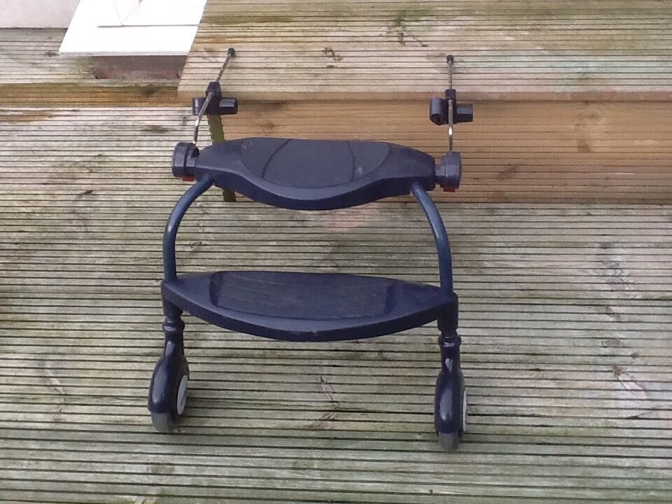 Buggy Board Seat 2 Go Fits Buggys And Prams