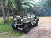 1971 Jeep Other Convertible Biggera Waters Gold Coast City Preview
