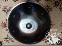 Handpan, small bear scale, 8tone