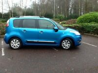 Late 2009 Citroen c3 Picasso exclusive, mot to Nov 2018, full service history. 50 -55 mpg.