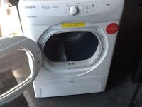 Hoover Vision Tech 9kg condenser tumble dryer
