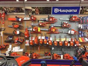"Husqvarna 445 18"" chain saw"