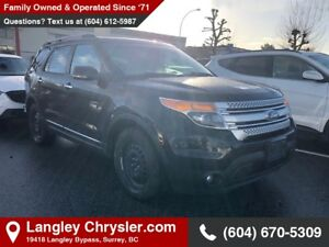 2012 Ford Explorer XLT *BLUETOOTH* * NAVIGATION*