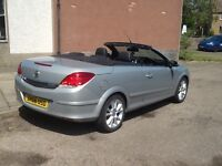 Astra Convertible 1 year MOT