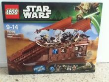 Lego Star Wars 75020 Jabba's Sail Barge. Used Inglewood Stirling Area Preview