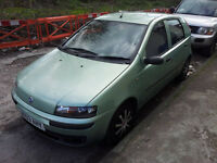 2003 FIAT PUNTO 5 DOOR 1.2 PETROL MANUAL MOT TILL NOVEMBER