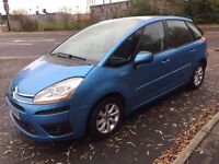IDEAL FAMILY CAR 2007 07 Citroen C4 VTR+Picasso MPV 72000 MILES FULL YEARS MOT-Come View..