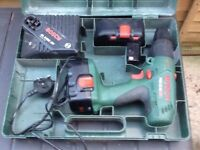 Bosch PSB 18 XCEL Battery Operated Hammer Drill