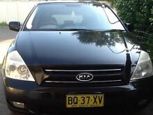 2007 Kia Grand Carnival Wagon Quakers Hill Blacktown Area Preview