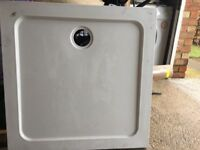 MIRA 800 x 800 Shower Tray