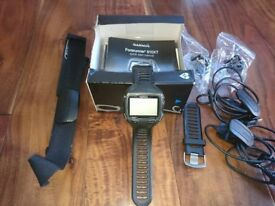 Garmin 910XT GPS watch for running / Triathlons