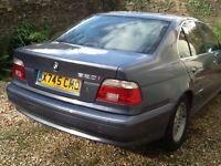 BMW 520i SE Auto (5 series)