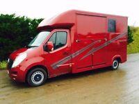Horsebox conversions & repairs