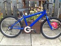 Boys bike 5/7 £25