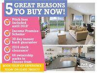 5 GREAT REASONS TO BUY!! - Static Caravan For Sale In Great Yarmouth - Norfolk