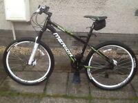 Merida Matts TFS 100-D trail hard tail mountain bike for sale
