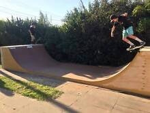 Quality Made Timber Skate, BMX , Wake , Scooter & MotoX Ramps Seaford Frankston Area Preview