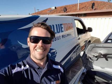 Blue Toro mobile mechanics - Perth metro Perth Perth City Area Preview