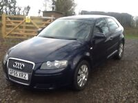 Audi A3 special edition 1.6 2005