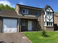 Beautiful and modern 3 bedroom detached house with garage and big rear garden