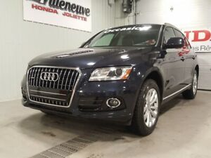 2017 Audi Q5 2.0T Progressiv full bas millage