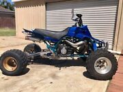 Highly Modified Banshee on NOS and Modded 2012 CRF450R Perth Perth City Area Preview
