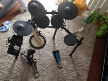 DTX520K electronic drum kit Aldinga Beach Morphett Vale Area Preview