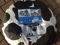 QuickDraw Cow tent