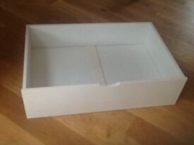 Storage boxes, suitable for under the bed