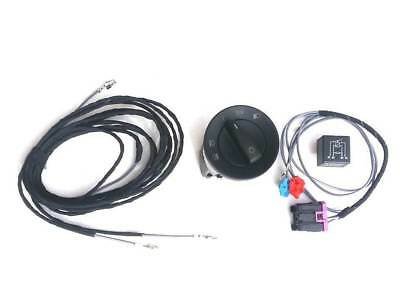 Light Switch + Cable Loom Vw Golf 4 IV Fog Light Incl Relay