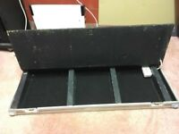 Pedal Board and Hard Case (converted keyboard case)