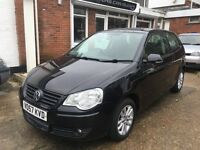 VW Polo 1.4s 3 door 89k One Owner from new new mot and good svs history