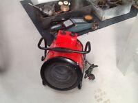 Garage/workshop 3 kW space heater