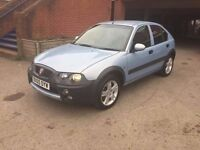 Rover streetwise mot 27.04.2018 start drive feine no problem only £395 today
