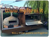 TRAILER MOUNTED OVEN