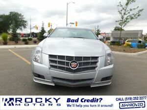 2010 Cadillac CTS Luxury - BAD CREDIT APPROVALS