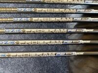 Calloway XR Pro Steelhead Irons - Graphite Shafts