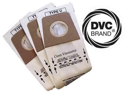 -  Dirt Devil Royal Type U Micro Filtration Vacuum Cleaner 3 pack of Bags Style U