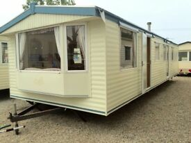 Spacious static caravan holiday home pitch fees included *********