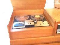 Sony Reel to Reel tape deck vintage