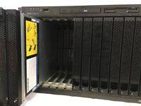 IBM Bladecenter E 8677 3RG - Original IBM Box + Power Cables + Brackets + Screws