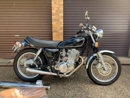 96 Yamaha SR 400 West Wollongong Wollongong Area Preview