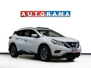 2016 Nissan Murano SV AWD Navigation Sunroof Backup Cam