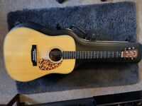 Blueridge BR260A - fitted with K&K UltraPure System/w Hard Case [Very Rare] Open to Offers