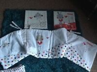 Red Kite Cotton Tail Baby Bedroom Set