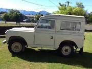 Landrover Series 2a Mount Richon Armadale Area Preview