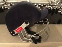 Grey Nichols cricket helmet